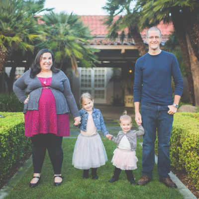 Family Photos: Party of 4.5