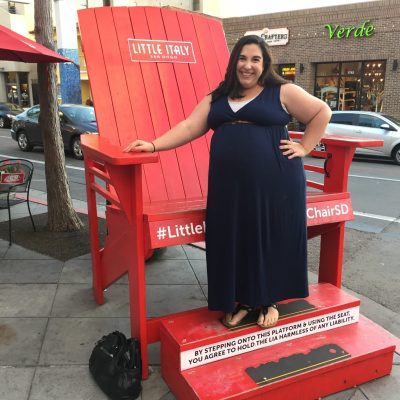 Date Night in San Diego: Little Italy and Improv