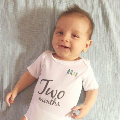 Logan John (two months)