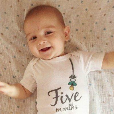 Logan John (five months)
