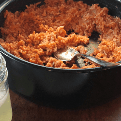 Super Easy Spanish Rice