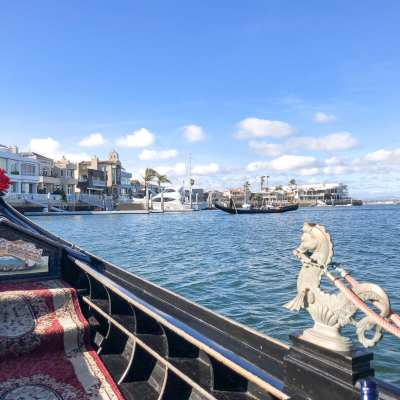 Coolest Date Ever: a Gondola Ride in San Diego