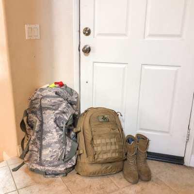 Pre-deployment Anxiety