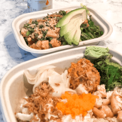 Where we ate in Oahu: Poke Bar