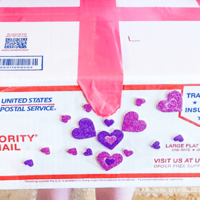 A Valentine Care Package
