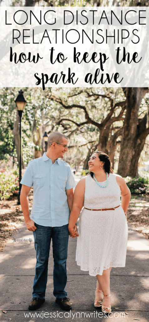 Living in a long distance relationship is hard, but it doesn't have to be. Use these ideas to keep that spark alive, despite being geographically separated.