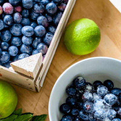 11 Berry Delicious Things to do with Blueberries