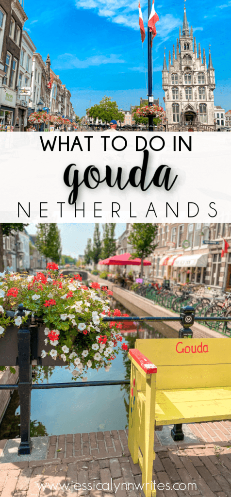 Here's everything you need to know about when you go on a Gouda day trip. Get ready for cheese, some sweets, and a lot of charm.