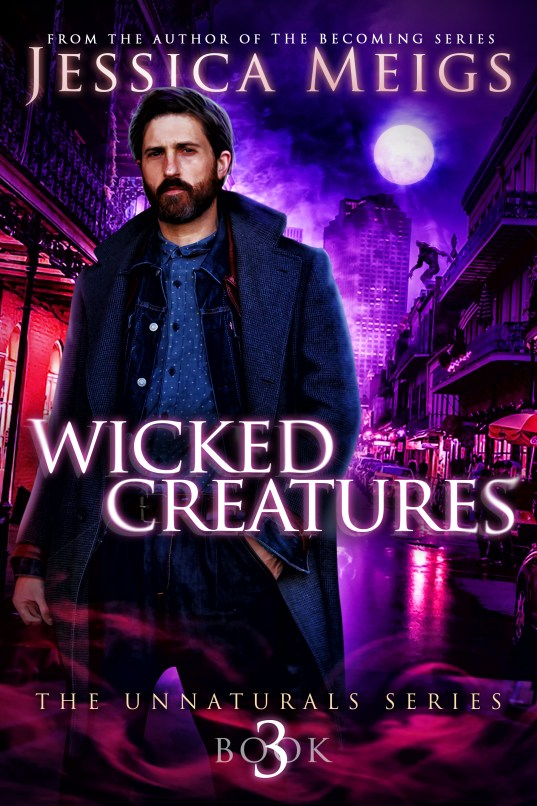 Wicked Creatures Ebook Cover