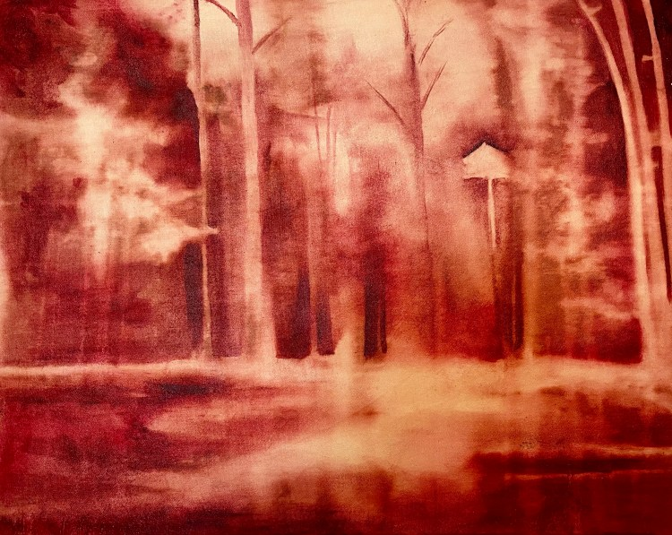"""Memories"" Painting - Art Portfolio (Prints only)"