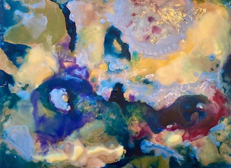 Diffusion - Abstract Art