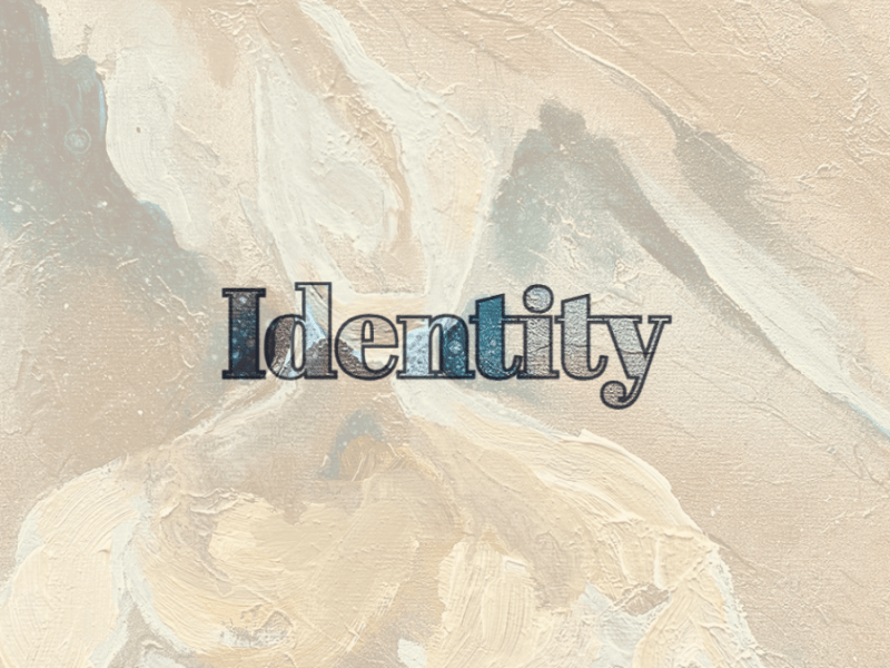 Identity - A Short Story of The Self