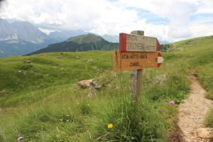 Dolomites, Italy, July 2016