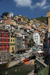 Cinque Terre, Italy, July 2016
