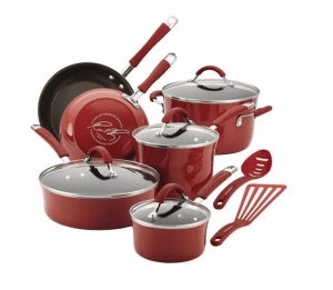 Rachel Ray Cookware from Walmart $300.00