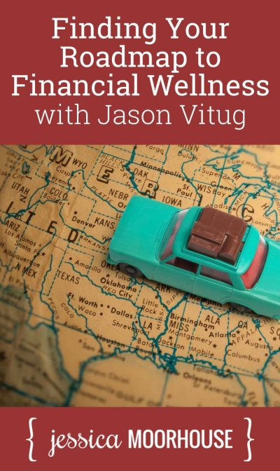 Great story! Finding your roadmap to financial wellness with Jason Vitug.