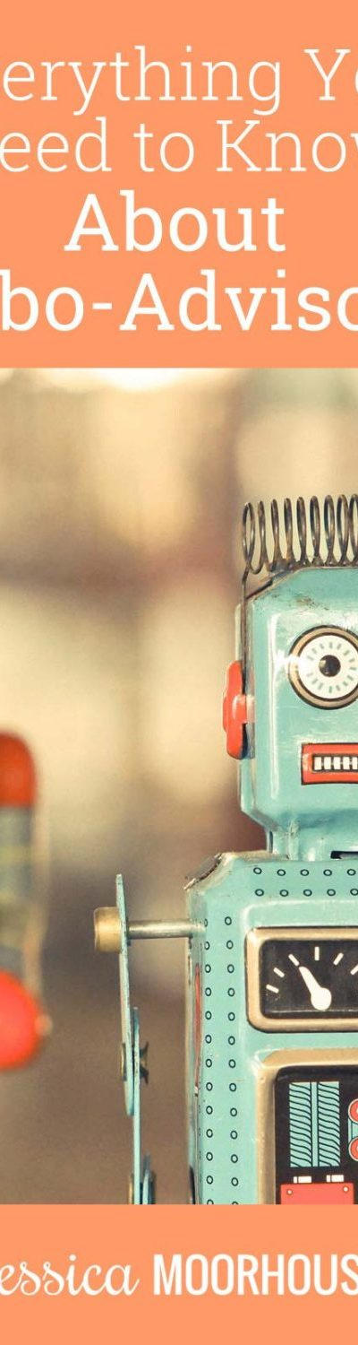 Should you invest with a roboadvisor? Here's everything you need to know about robo-advisors.