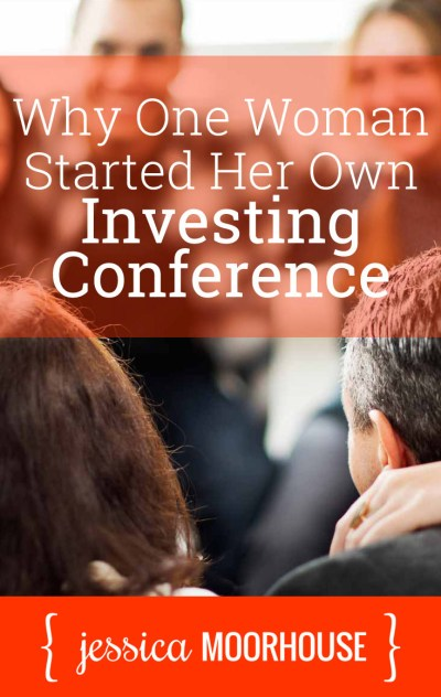 It's no easy task to start your own conference from scratch, but Helena knew that this was something she had to do.