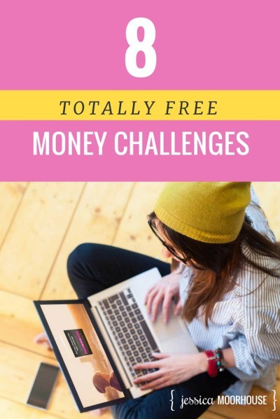 8 Free Money Challenges