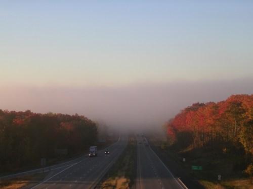 autumn highway