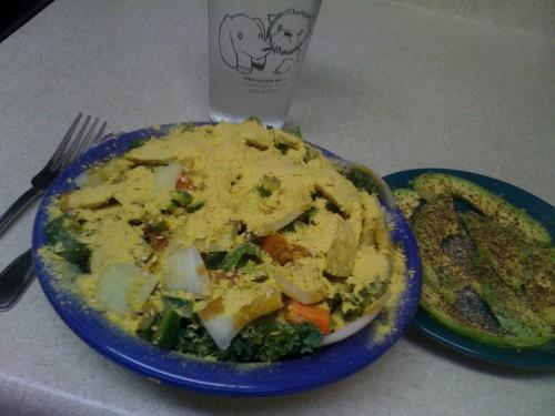 mmm we eat so well