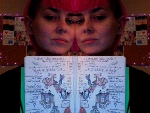 sketchbook number 6