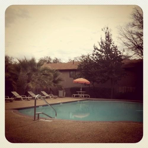 el pool