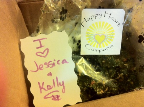 kale chips! thank you margo!