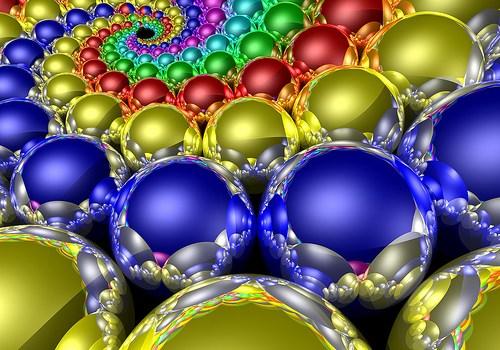 Cosmic Keyhole