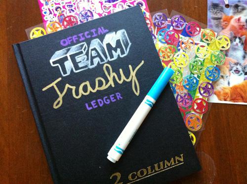 Team Trashy Ledger