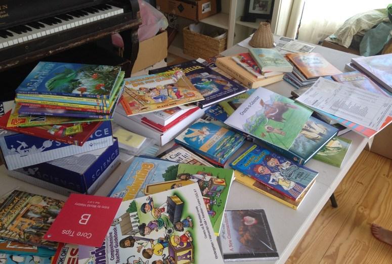 Our Homeschool Curriculum for First Grade @JessicaMWhite.com