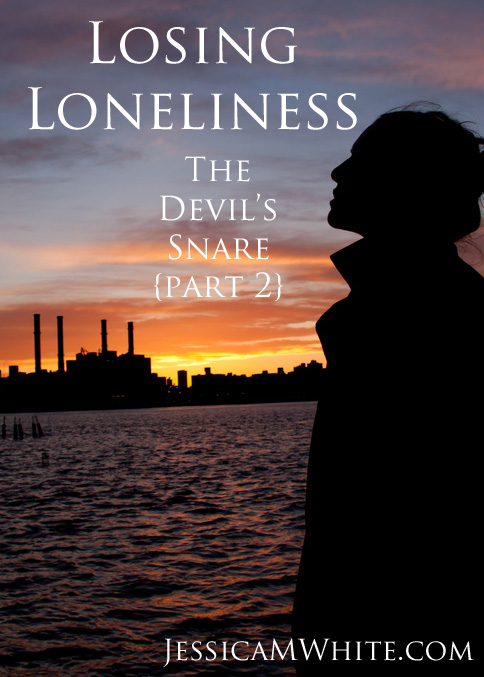 The Devil's Snare: How Satan Uses Loneliness to Keep Us from God