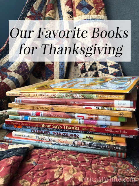 Our Favorite Books for Thanksgiving