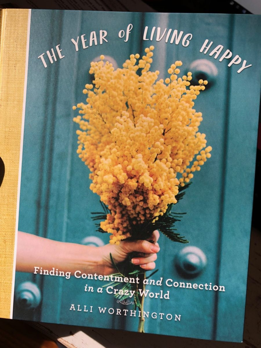 The Year of Living Happy {a Review}