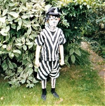 The greedy zebra, 2002