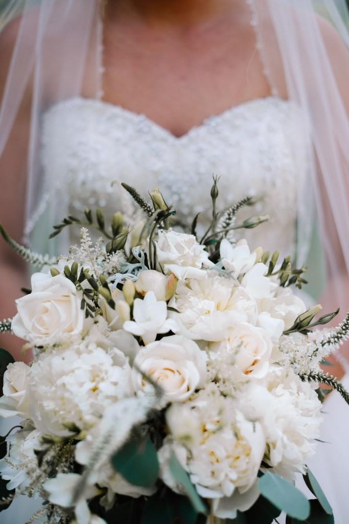Bridal Bouquet_Veil