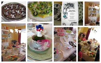 Mad Hatter, Alice in Wonderland, Birthday Party
