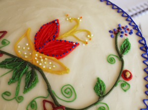 cake decorating without piping tips