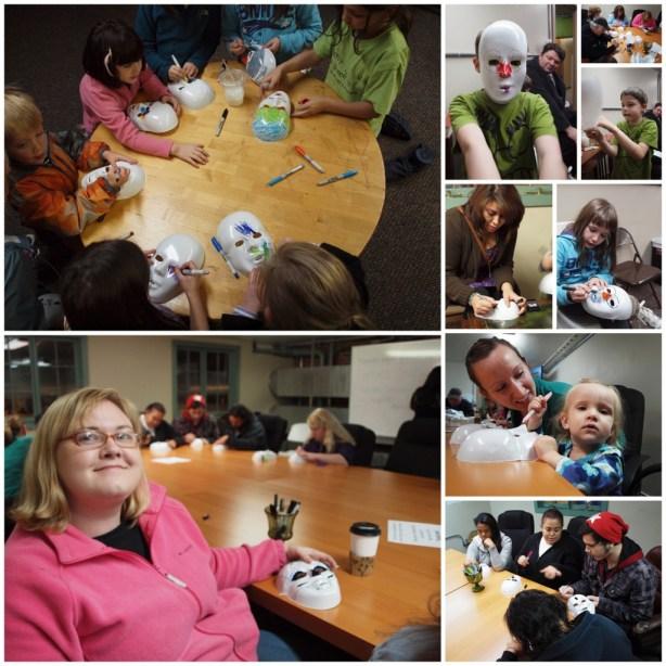 Halloween activities, Halloween Craft