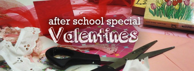 Back to School Special Valentines
