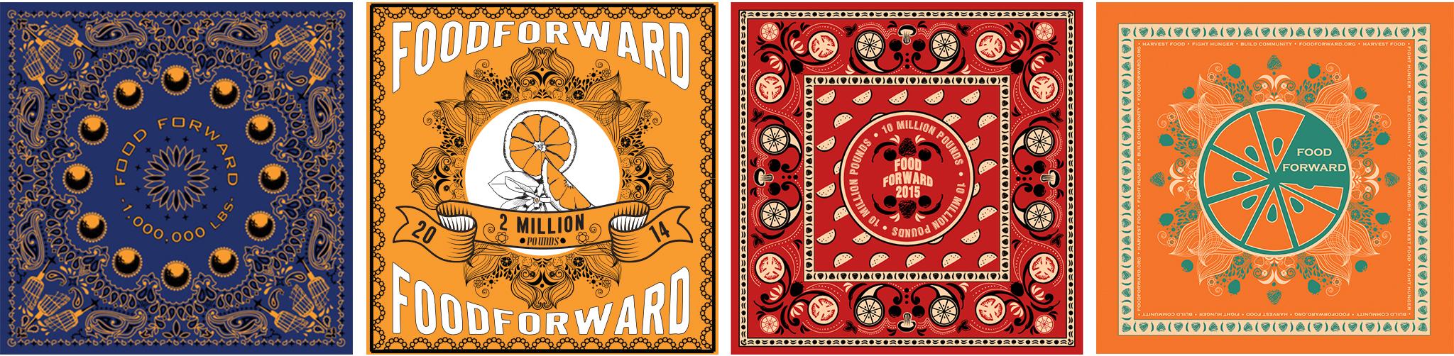Food Forward-Bandana