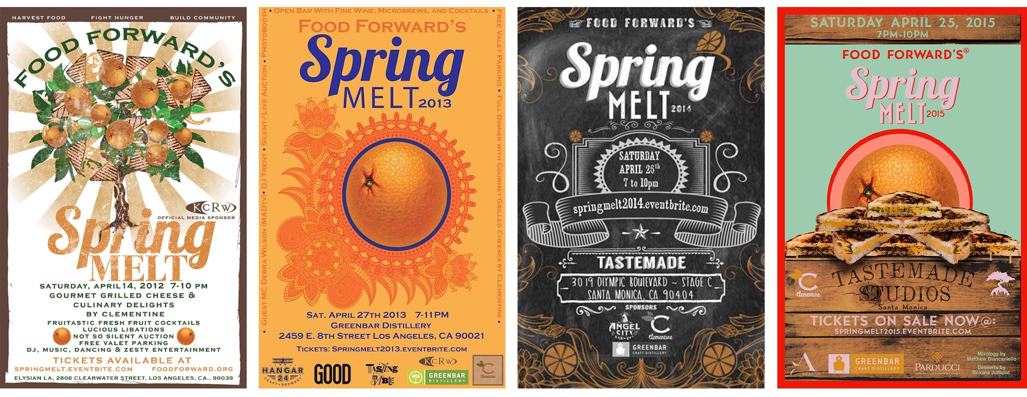 Food Forward-Spring Melt