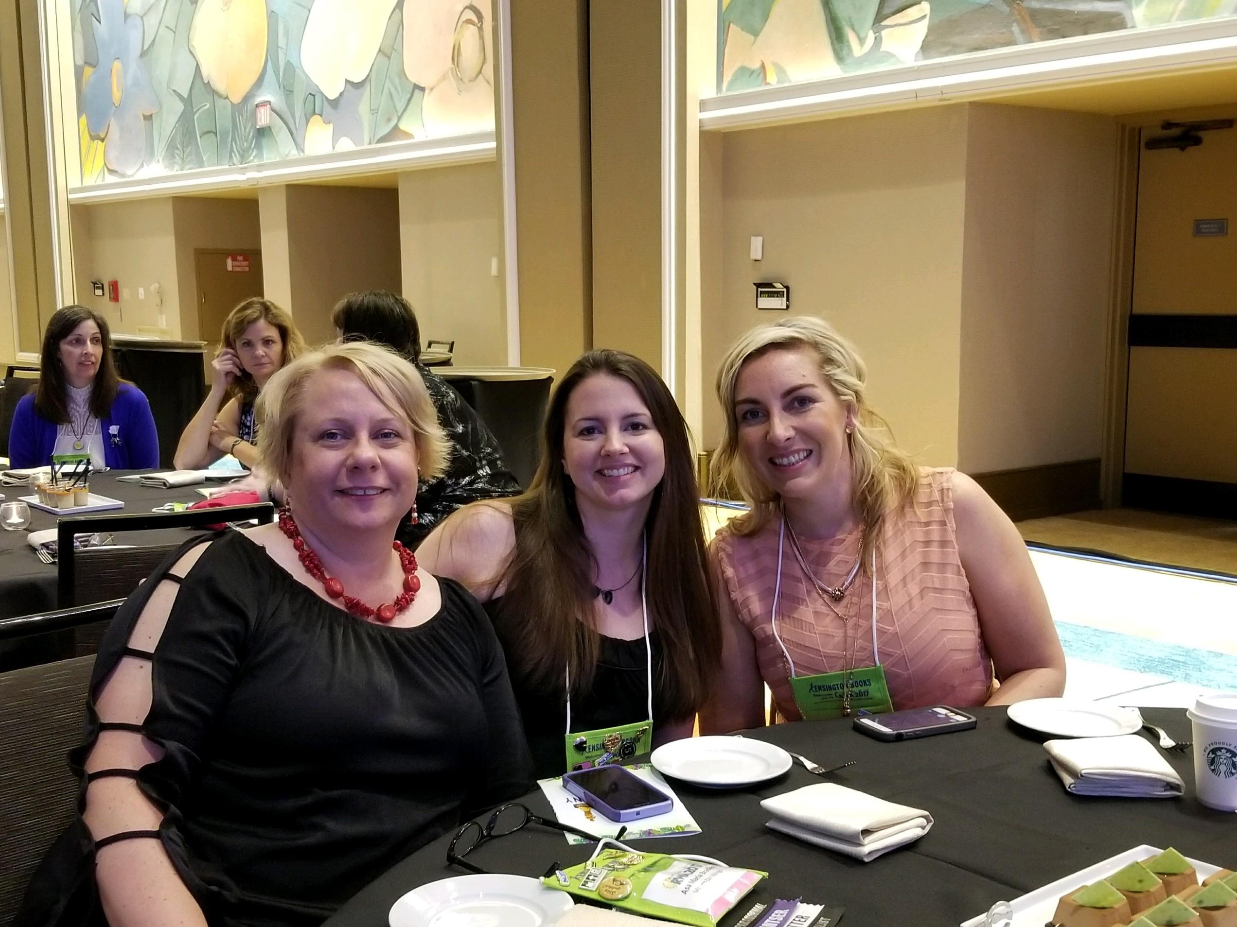 Jessica, Asa Maria Bradley, & Bec McMaster