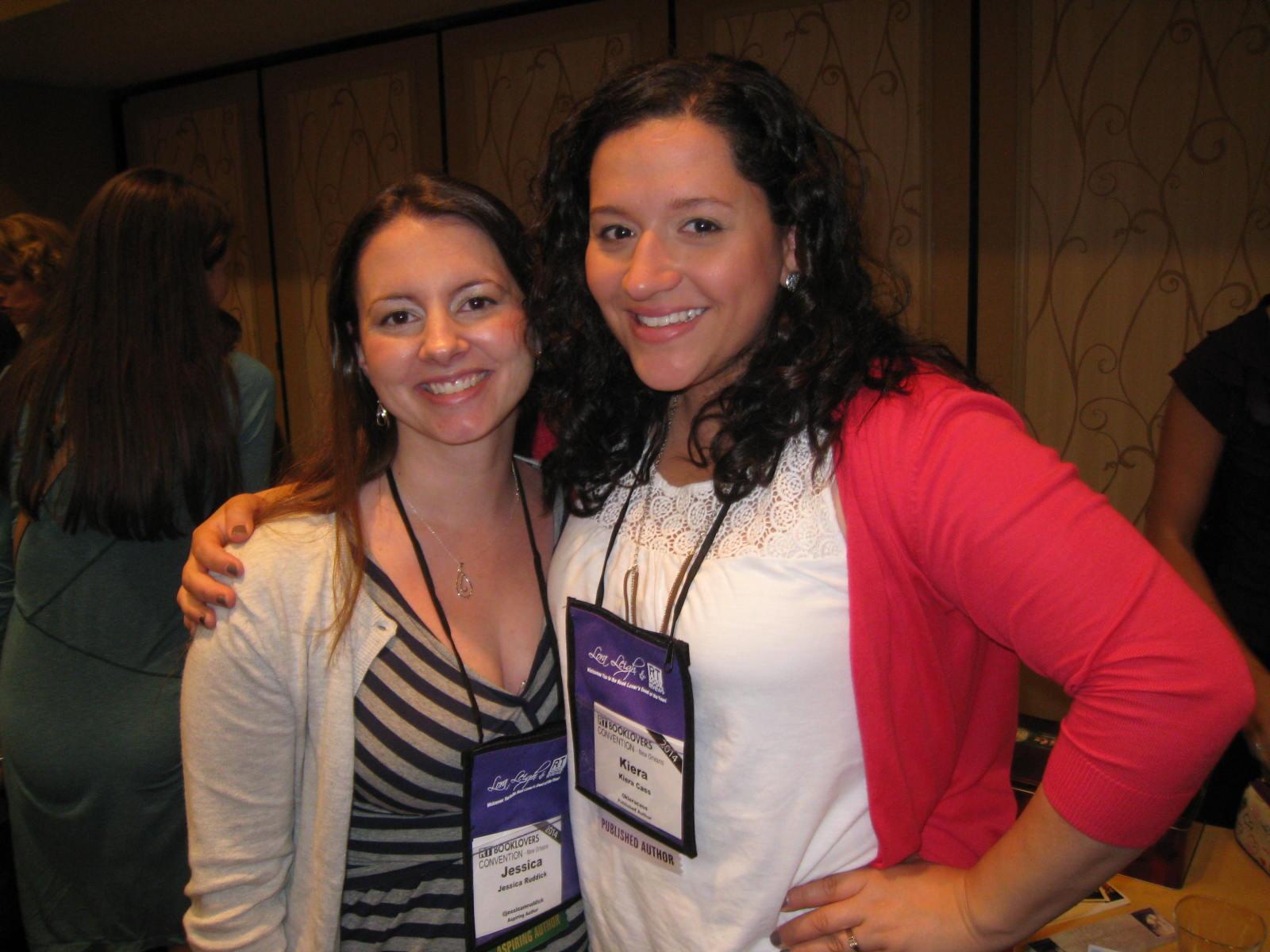 Jessica & Kiera Cass
