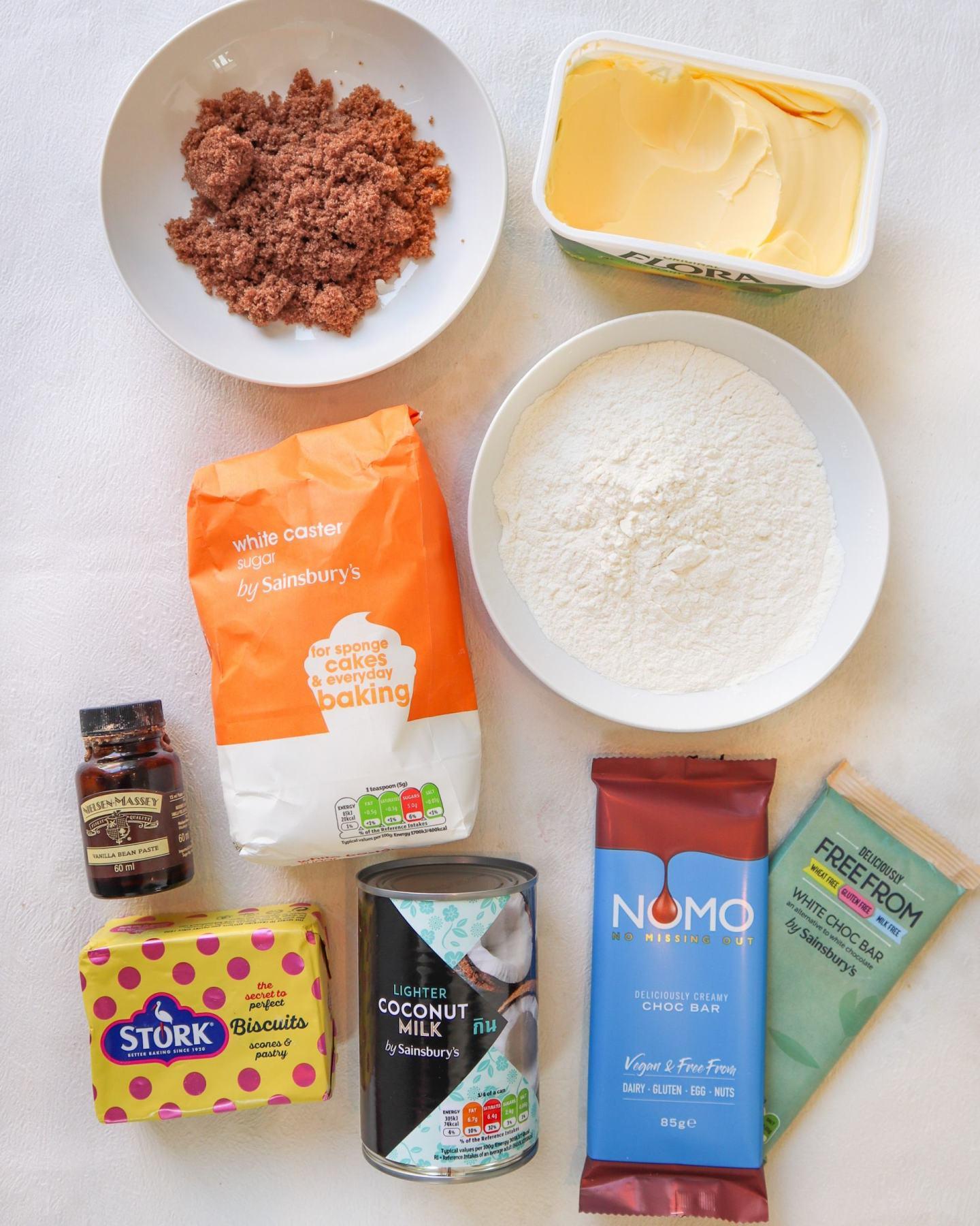Gluten Free and Dairy Free Millionaire Shortbread