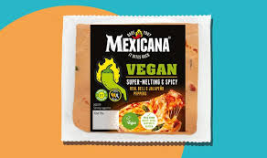 "UK Dairy Brand to Launch Spicy Vegan ""Mexicana"" Cheese 