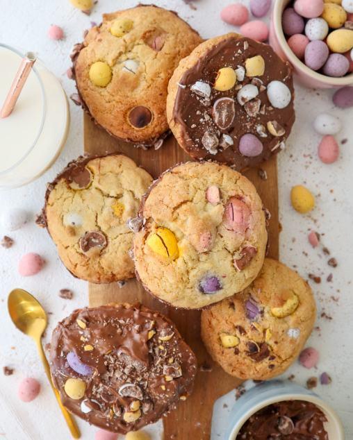 Gluten Free Mini Egg Cookies