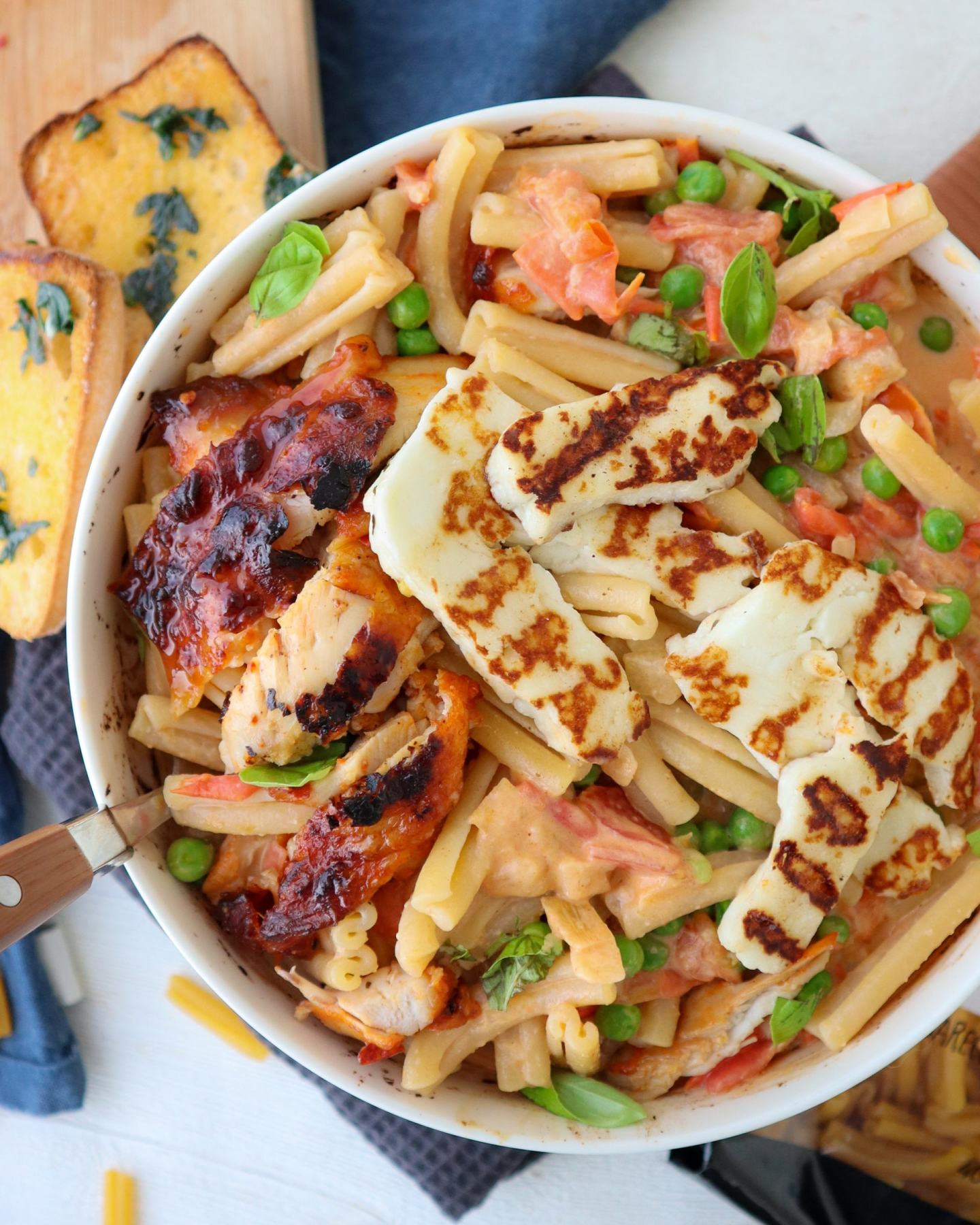 Nandos Pasta Recipe