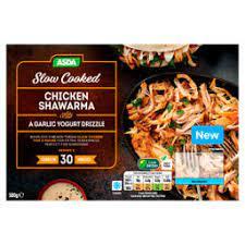 ASDA Slow Cooked Chicken Shawarma - ASDA Groceries