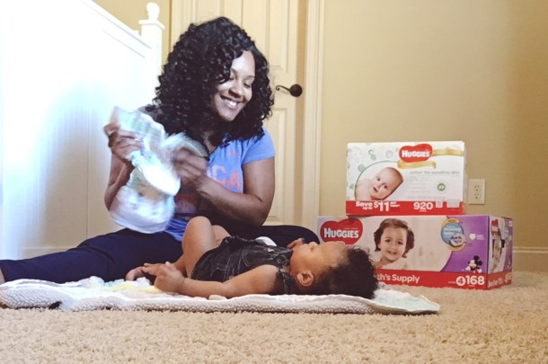 MOM HACKS FOR BABY BOY DIAPER CHANGES